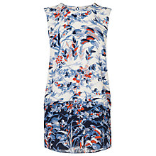 Buy L.K.Bennett Tiggy Dual Top, Printed Online at johnlewis.com