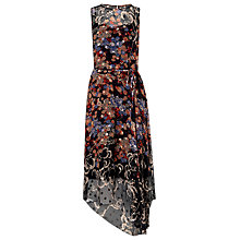 Buy L.K. Bennett Camille Bamboo Dress, Black Online at johnlewis.com