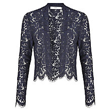 Buy John Lewis Lace Jacket Online at johnlewis.com