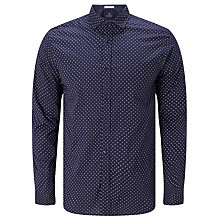 Buy Scotch & Soda Stretch Long Sleeve Shirt Online at johnlewis.com