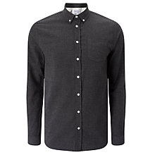 Buy Libertine-Libertine Bruce Hunter Shirt, Asphalt Online at johnlewis.com