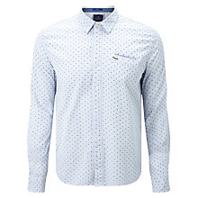 Buy Scotch & Soda Crisp Poplin Shirt Online at johnlewis.com