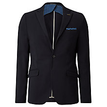 Buy Scotch & Soda Classic Jersey Blazer, Night Online at johnlewis.com