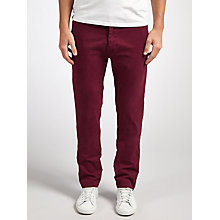 Buy Scotch & Soda Dyed Slim Fit Stretch Chinos Online at johnlewis.com