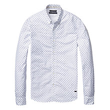 Buy Scotch & Soda Oxford Shirt, Blue Online at johnlewis.com