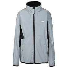 Buy Trespass Children's Stand Out Active Jacket, Silver Online at johnlewis.com