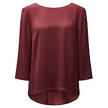 Buy Somerset by Alice Temperley V Back Top Online at johnlewis.com