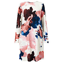 Buy Samsoe & Samsoe Boise Printed Swing Dress, Zenga Online at johnlewis.com