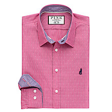 Buy Thomas Pink Galton Stripe Slim Fit Shirt Online at johnlewis.com