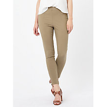 Buy Phase Eight Amina Zip Detail 7/8th Jeggings Online at johnlewis.com