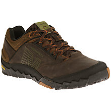 Buy Merrell Annex Hiking Shoes, Dark Earth Online at johnlewis.com