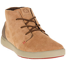 Buy Merrell Freewheel Bolt Chukka Boots Online at johnlewis.com