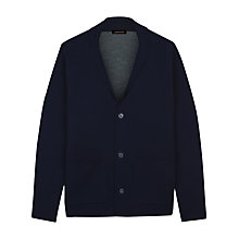 Buy Jaeger Double Faced Blazer, Navy Online at johnlewis.com