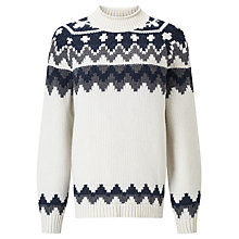 Buy Barbour Heritage Apres Ski Jumper, Snow Online at johnlewis.com