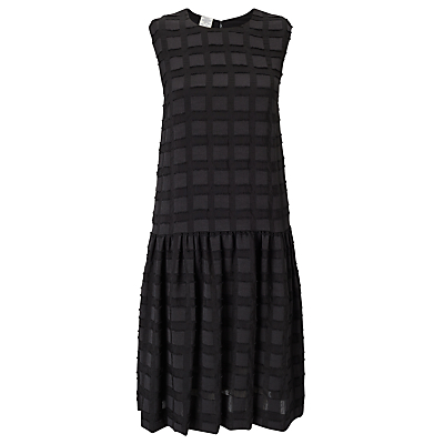 Baum und Pferdgarten Aima Textured Dress, Black