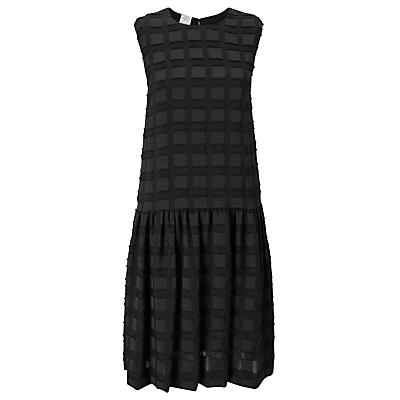 Baum und Pferdgarten Aima Textured Dress, Black