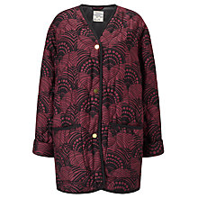 Buy Baum und Pferdgarten Dodie Printed Coat, Necchi Shell Online at johnlewis.com