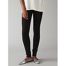 Buy Waven Anika Super Skinny Jeans, Black Online at johnlewis.com