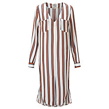 Buy Baum und Pferdgarten Ala Stripe Shirt Dress, Sierra Stripe Online at johnlewis.com