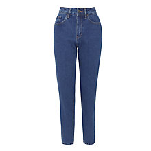 Buy Waven Elsa Mom Style Jeans, Kelly Blue Online at johnlewis.com