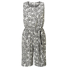 Buy Minimum Dorthy Playsuit, White Online at johnlewis.com