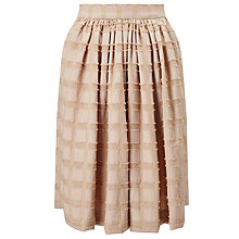 Buy Baum und Pferdgarten Sarika Skirt, Nude Online at johnlewis.com