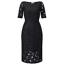 Buy Baum und Pferdgarten Aline Dress, Black Online at johnlewis.com