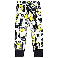 Buy Polarn O. Pyret Baby Dino Town Joggers Online at johnlewis.com