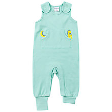Buy Polarn O. Pyret Baby Romper, Green Online at johnlewis.com