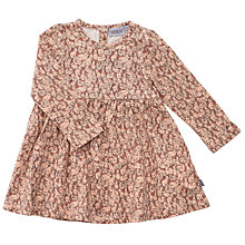 Buy Wheat Baby Otilde Rouge Dress, Pink Online at johnlewis.com