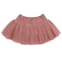 Buy Wheat Baby Tuelle Skirt, Pink Online at johnlewis.com