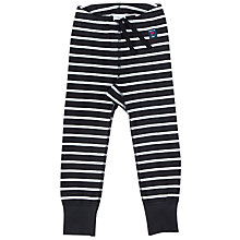 Buy Polarn O. Pyret Baby Striped Joggers Online at johnlewis.com