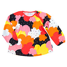 Buy Polarn O. Pyret Girls' Retro Tunic Top, Multi Online at johnlewis.com