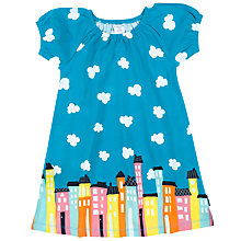 Buy Polarn O. Pyret Children's City Dress, Blue Online at johnlewis.com
