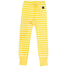 Buy Polarn O. Pyret Boys' Striped Joggers Online at johnlewis.com