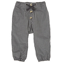 Buy Wheat Baby Andreas Trousers, Grey Online at johnlewis.com