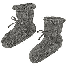 Buy Serendipity Baby Alpaca Booties Online at johnlewis.com