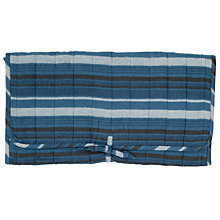 Buy Serendipity Baby Cotton Changing Mat, Blue Online at johnlewis.com