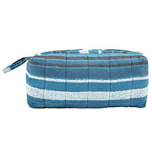 Buy Serendipity Baby Organic Cotton Purse, Blue Online at johnlewis.com