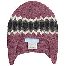 Buy Serendipity Baby Trapper Alpaca Wool Hat Online at johnlewis.com