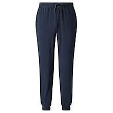 Buy BOSS Cuffed Lounge Pants, Navy Online at johnlewis.com