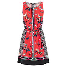 Buy Oasis Butterfly Sun Dress, Multi Online at johnlewis.com