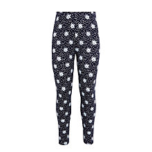 Buy Donna Wilson for John Lewis Star Print Leggings. Navy Online at johnlewis.com
