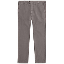 Buy Jaeger Slim Fit Chinos, Dove Online at johnlewis.com