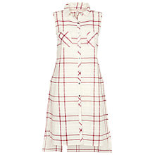 Buy Fat Face Hettie Longline Tunic Online at johnlewis.com
