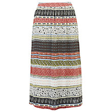 Buy Fat Face Multi Collier Artisan Skirt, Multi Online at johnlewis.com