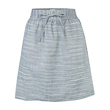 Buy Fat Face Terry Stripe Skirt Online at johnlewis.com