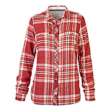 Buy Fat Face Classic Fit Slub Check Shirt Online at johnlewis.com