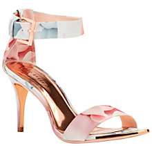 Buy Ted Baker Blynne Stiletto Heeled Sandals Online at johnlewis.com