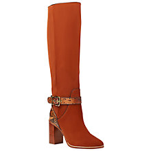 Buy Ted Baker Niida Knee High Boots Online at johnlewis.com